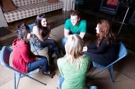 Addiction family support group at Ayre Counseling